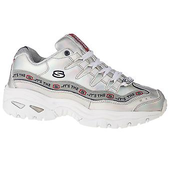 Skechers Energy-Steel 13419-SIL Dame sneakers