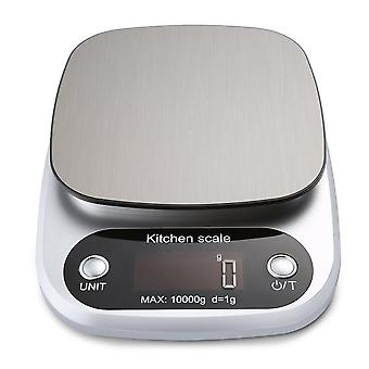 Digital Kitchen Food Weight Scales With Lcd Display And Stainless Steel