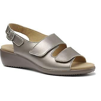 Hotter Women's Easy Wide Fit Sandale ouverte