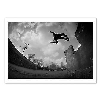 Art-Poster - Jumper - Suren Manvelyan 50 x 70 cm