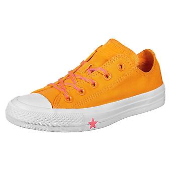 Converse Ctas Ox 564115C Orange Rind Women'S Trainers Shoes Boots
