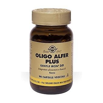 Oligo alfer plus 90 kapselia