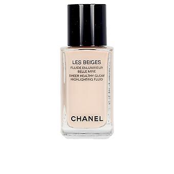 Chanel Les Beiges friska glow ren highlighting vätska #pearly glo för kvinnor
