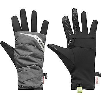 Karrimor Quilted Running Gloves