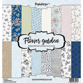 Papirdesign Flower Garden 12x12 Inch Paper Pack