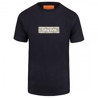 Cruyff Serrat T-shirt Zwart CA3370203090