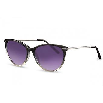 نظارات شمسية المرأة Cat.3 رمادي / دخان (CWI2221)