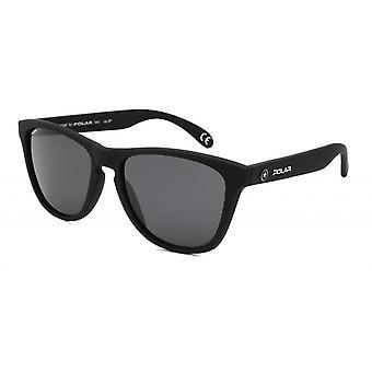 Sunglasses Unisex polarized matt black (P30680)