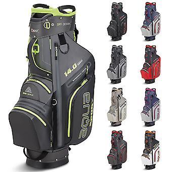 Big Max Aqua Sport 3 Waterproof Lightweight 14-Way Golf Cart Bag