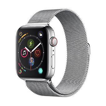 Apple Watch 42/44MM Silver Band - Milanese