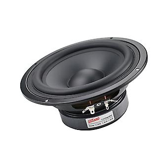 6.5-inch Woofer Bass Midrange-speaker Unit Hifi Desktop Pa Speaker Home Theater Loudspeaker 8-ohm 130w 1pcs