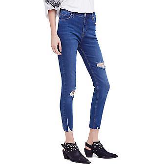 Free People | Denim Light Wash Skinny Jeans