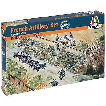 Italeri 6031 French Artillery Set Model Kit