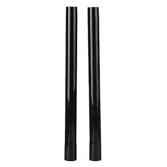 2 x Aspirateur Fixation 45cm Baguette Tube Pipe Tuyau Extension outil