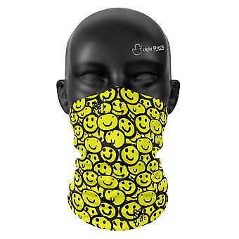 Smiley Gesicht Maske Snood Schal Neckerchief Kopf Abdeckung Tube Buff Bandana Schild