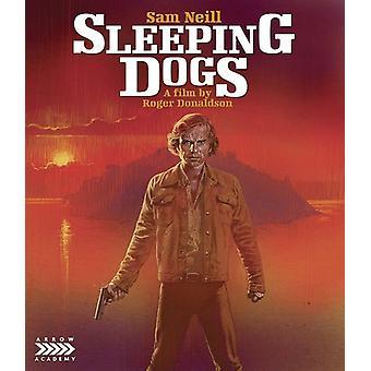 Sleeping Dogs [Blu-ray] USA import