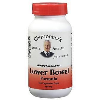 Dr. Christophers kaavat ala-suolen kaava, 100 Vegicaps