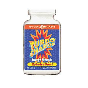 Natural Balance (Formerly known as Trimedica)  Turbo Charge Energy Formula, Ephedra Free 60 tabs