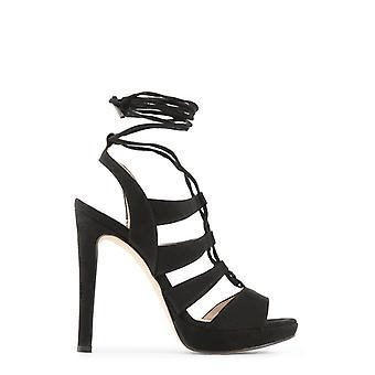 Valmistettu italia flaminia women's synteettinen mokkanahka sandaalit