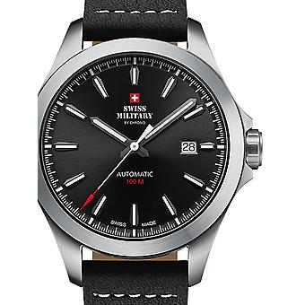 Mens Watch Swiss Military By Chrono SMA34077.07, Automatic, 42mm, 10ATM