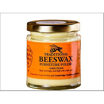 Cambridge Traditional Beeswax Polish Neutral 142g P1