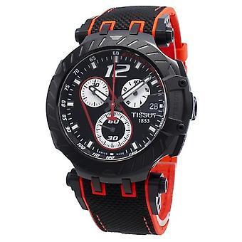 تيسو T-سباق Motogp T115.417.37.057.01 T1154173705701 Tachymeter كوارتز الرجال & apos ووتش