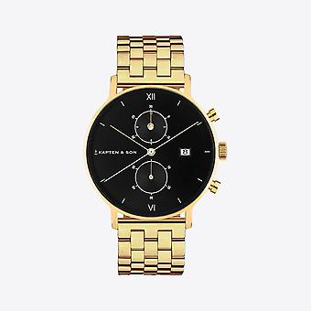 Kapten and Son Chrono Small Watch