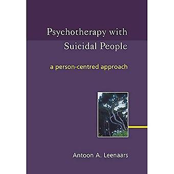 Psychotherapie met suïcidale mensen: een persoon-gecentreerde aanpak