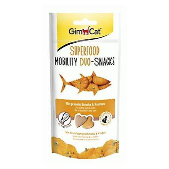 Gimcat Gc Superfood Mobility Duosnack (Cats , Treats , Biscuits)
