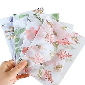 Four-seasons, Sulfuric Acid Paper, Envelope Into Random For Office, School