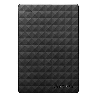 Seagate 500gb black (stea500400) expansion portable external hard drive - pc / mac / xbox / ps4 500