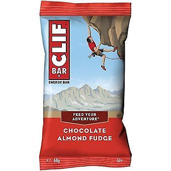 Clif Chocolade Almond Fudge Energy Bar 68g x12