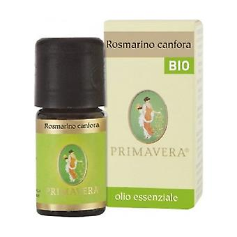 Rosemary Camphor Bio Essential Oil 5 ml of essential oil