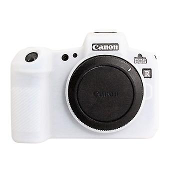 PULUZ Soft Siliconen Beschermhoes voor Canon EOS R(Wit)