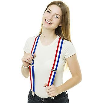 Shenky Hoge Kwaliteit 4 Clips Frankrijk Bretels