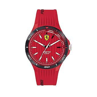 Scuderia Ferrari - Reloj de pulsera - Hombres - Cuarzo - Pista - 830781