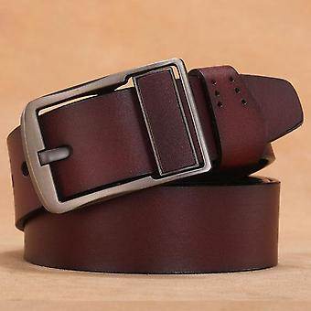 Genuine Leather, Luxury Designer Waist Belt