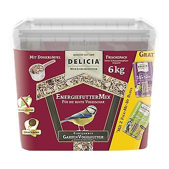 FRUNOL DELICIA® Delicia® Alimentation énergétiqueMix, 6 kg