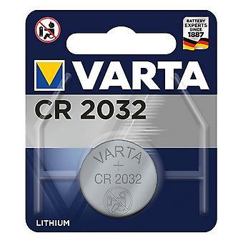 Lítium gomb cella akkumulátor Varta CR 2032 3 V 3V