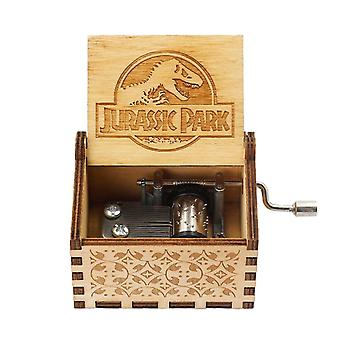 Product Hand-cranked Music Box Harry, Halloween, Queen, Take You To The Moon,