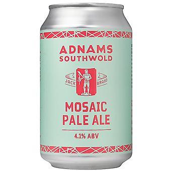 Adnams Mosaic Pale Ale 4.1% Cans