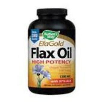 Nature's Way Flaxseed Oil 100 Pearls