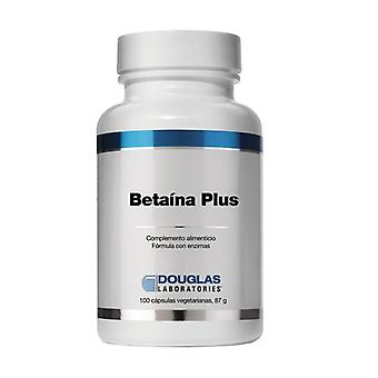 Betaine Plus 100 capsules