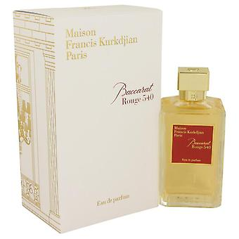 Baccarat Rouge 540 Eau De Parfum Spray By Maison Francis Kurkdjian 6.8 oz Eau De Parfum Spray