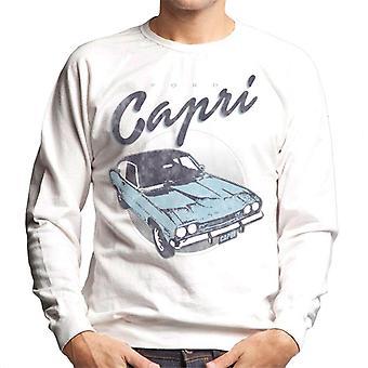 フォード カプリ メン&アポス スウェットシャツ