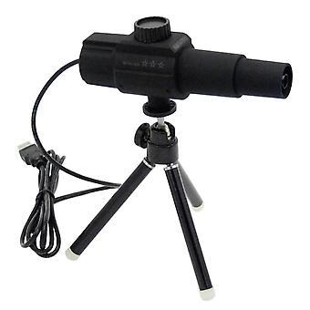 טלסקופ USB דיגיטלי חכם מונוקולרי מצלמה מדרגית מתכווננת זום 70x hd 2.0mp צג לצילום וידאו