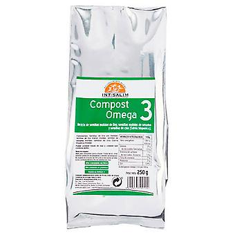 INT-SALIM Compost+3 Omega 3 250 gr