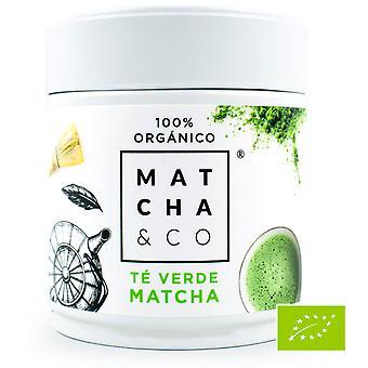 Matcha & Co Organic Green Tea