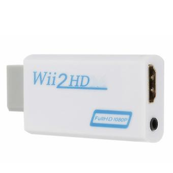 WII to HDMI converter, support HD 1080P converter, WII to HDMI