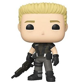 Starshiptroopers- Ace Levy USA import